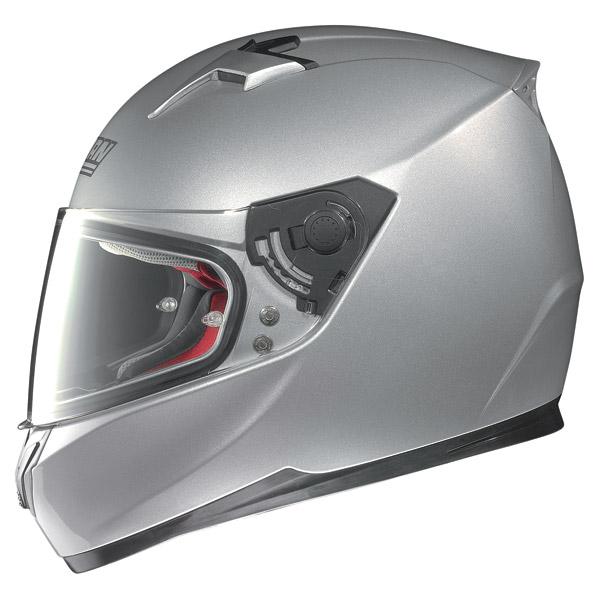 Casco moto integrale Nolan N64 Glamour Nero Opaco