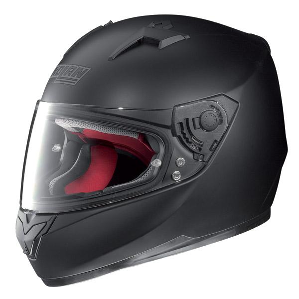 Motorcycle Helmet full-face Nolan N64 Smart flat black