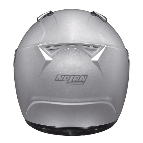 Motorcycle Helmet full-face Nolan N64 Smart salt silver