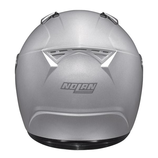 Motorcycle Helmet full-face Nolan N64 Smart metal black