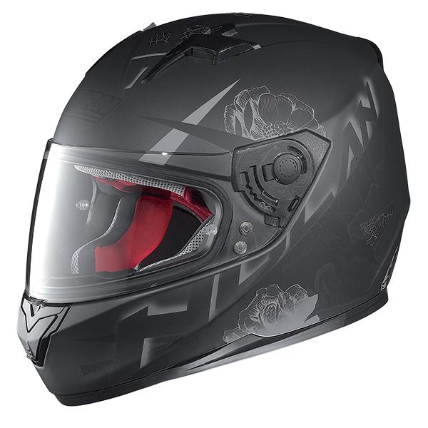 Nolan N64 Stylet full face helmet Asphalt Black