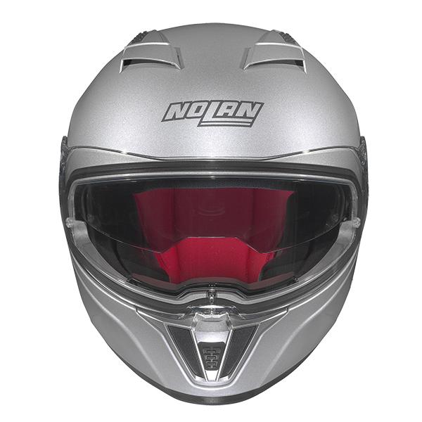Nolan N86 Axye full face helmet Matte Black Pink