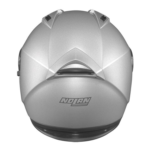 Nolan N86 Electro full face helmet White Blue