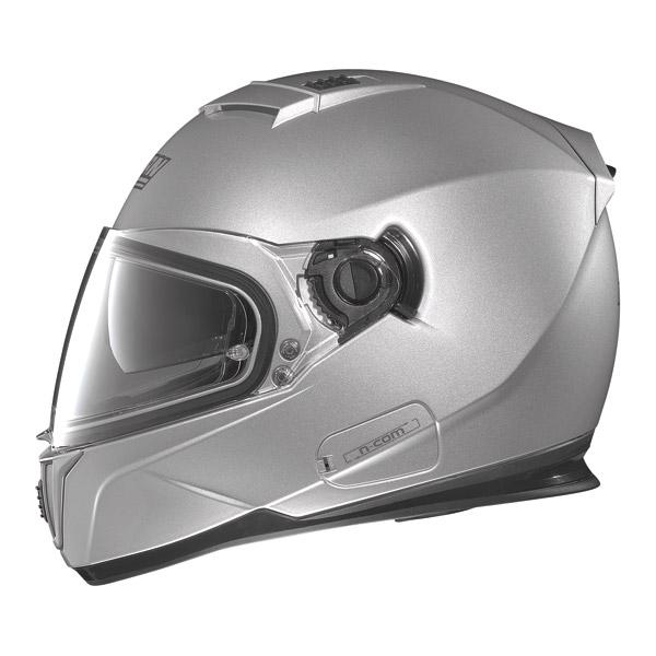 Helmet full-face Nolan N86 N-Com Hi-Visibility Fluo Yellow