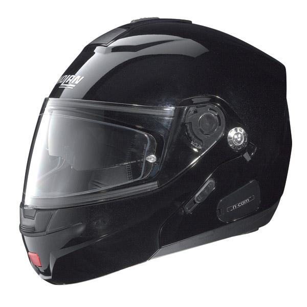Casco moto Nolan N91 Special N-Com metal black