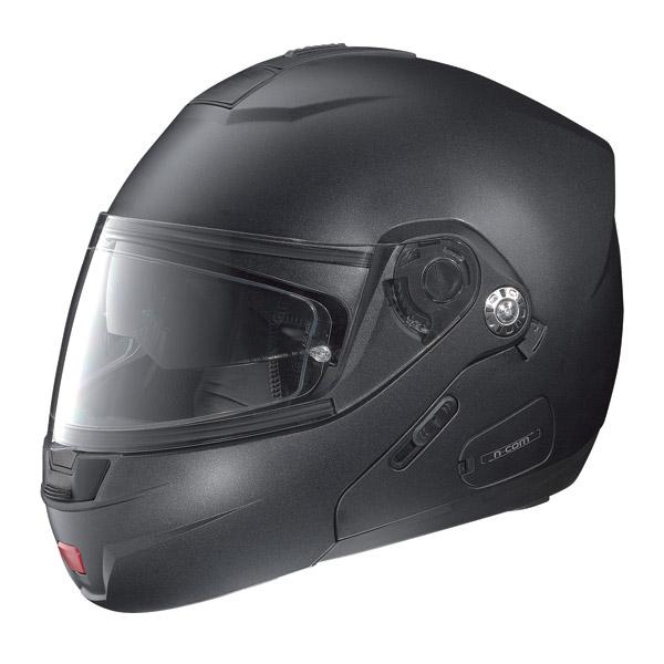 Casco moto Nolan N91 Special N-Com black graphite