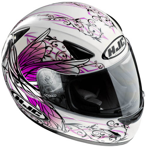 HJC CS14 Naviya MC31 full face helmet