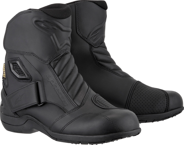 Alpinestars New Land Gore-Tex motorcycle boots black