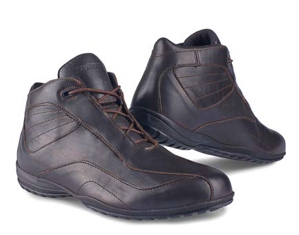 Stylmartin Norwich Low leather boots Brown
