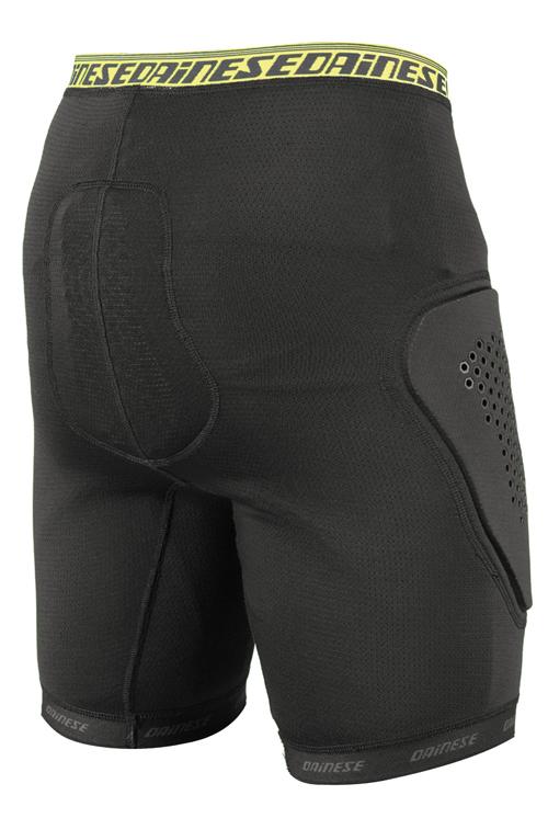 Pantaloncini protettivi Dainese Norsorex neri