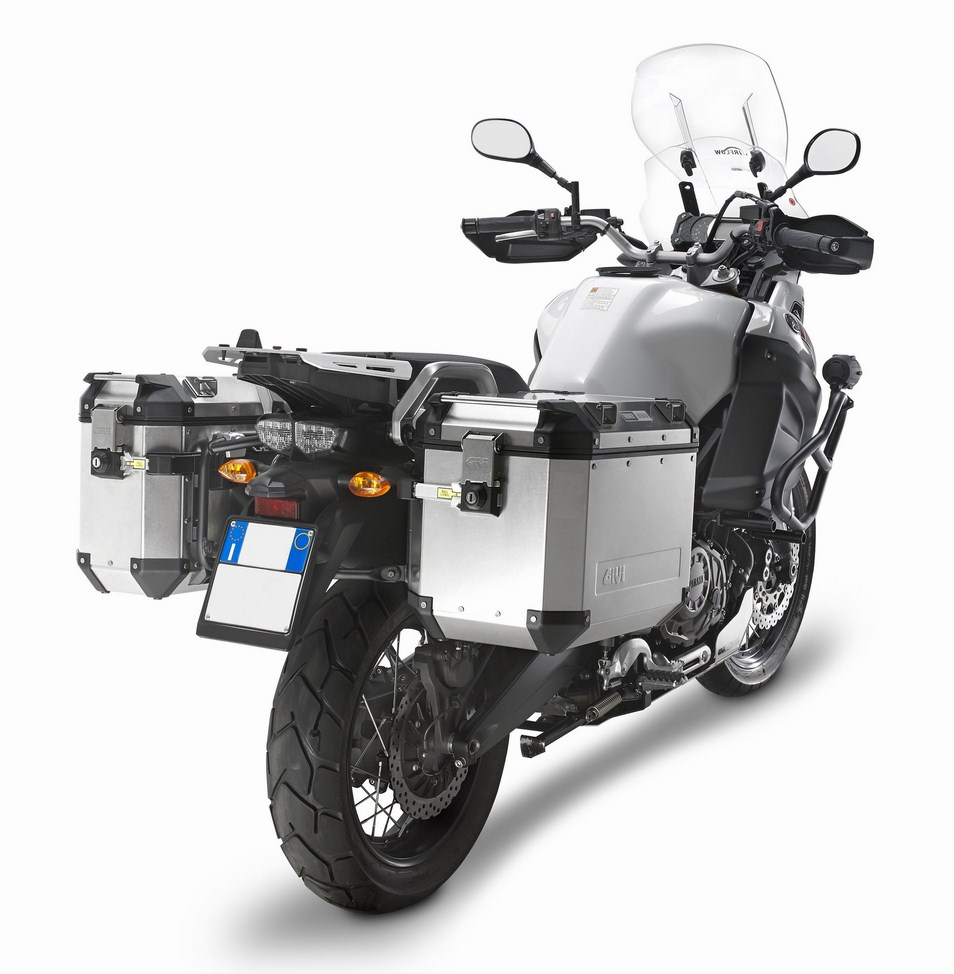 Givi Trekker Outback 37lt Monokey right side case