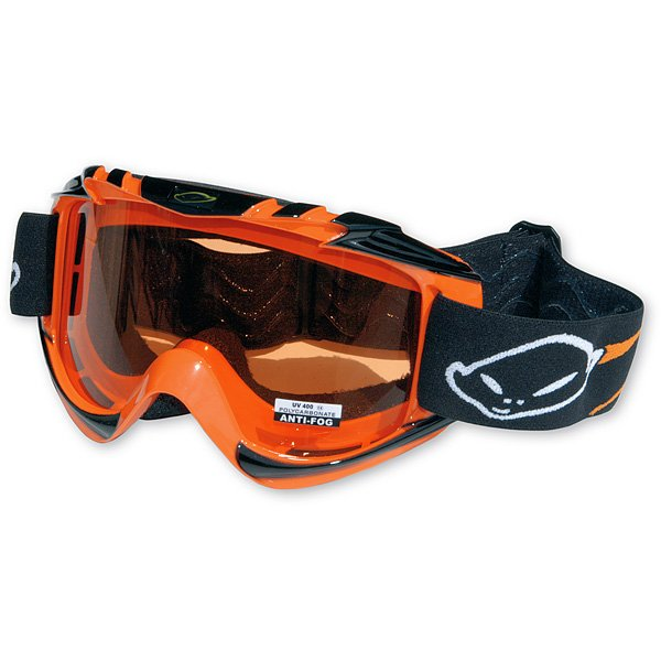 Ufo Plast Nazca cross goggles Orange