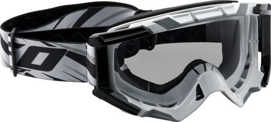 Ufo Plast Mixage goggle white