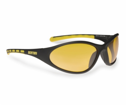 BERTONI AF158A Motorcycle Anti-Fog Glasses