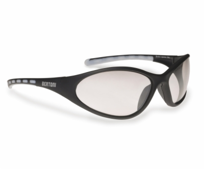 BERTONI AF158B Motorcycle Anti-Fog Glasses