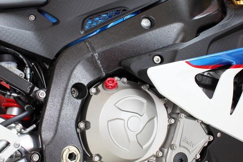 Oil cap Evotech BMW Silver
