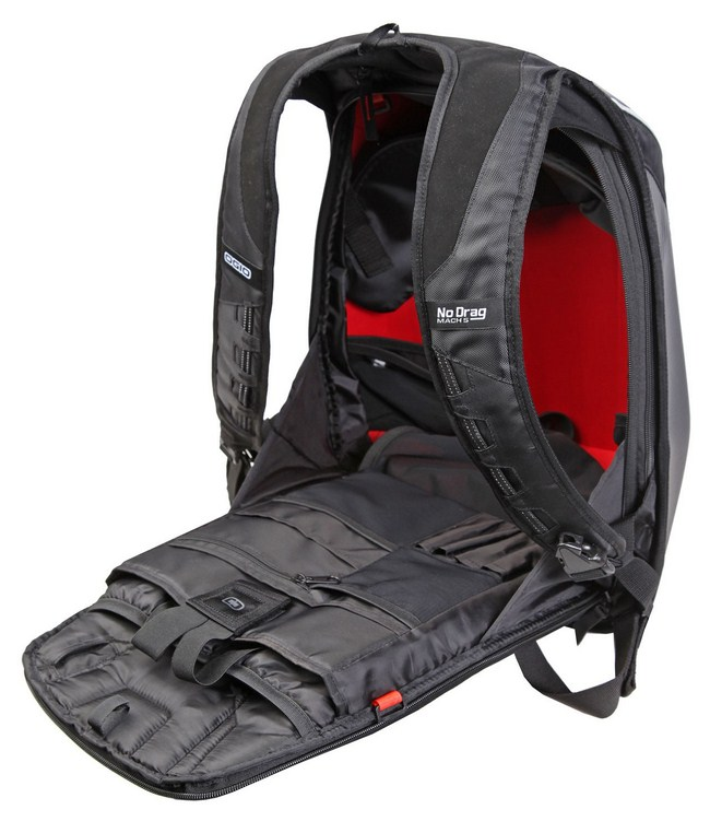 Ogio No Drag Mach 5 Stealth back Pack