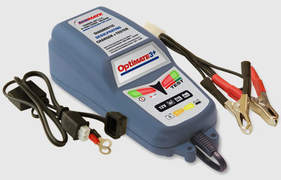 Carica Batteria Moto - Auto TecMate Optimate III PLUS