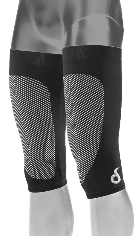 Pair leggings thigh Sixs Osmosixs Black
