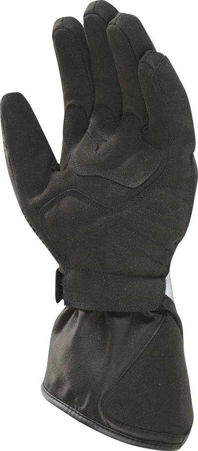 Alpinestars Overland Drystar leather gloves black