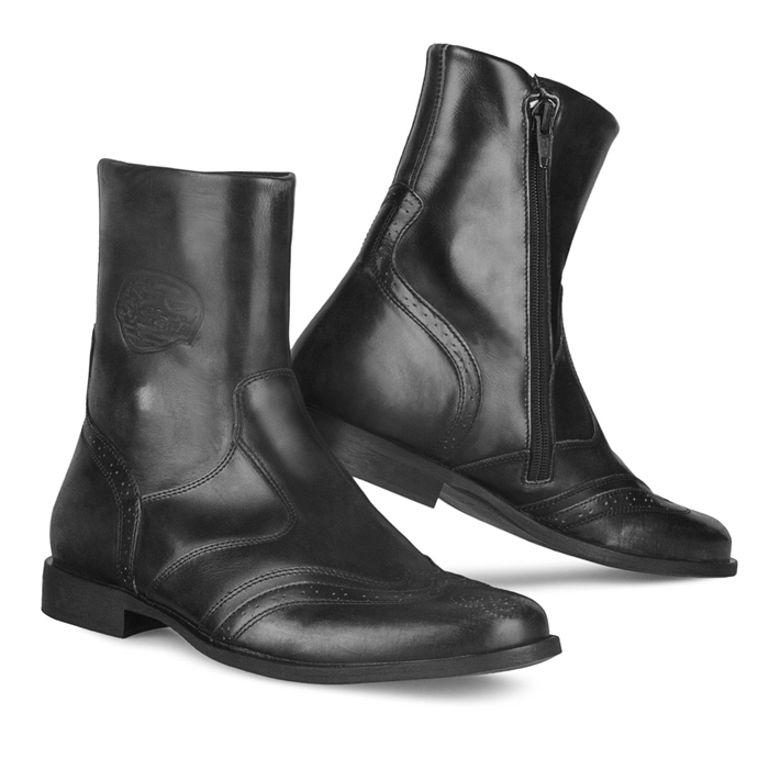 Stylmartin Oxford leather boots Black