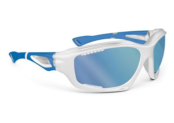 Bertoni Polarized P1000B motorcycle sun glasses