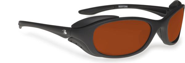 Bertoni Polarized P123P motorcycle sun glasses