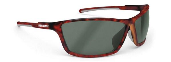 Bertoni Polarized P228T motorcycle sun glasses