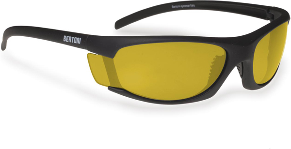 Bertoni Polarized P446B motorcycle sun glasses