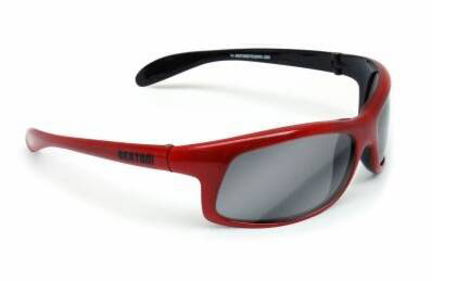 BERTONI P545C Motorcycle Polarized Sunglasses