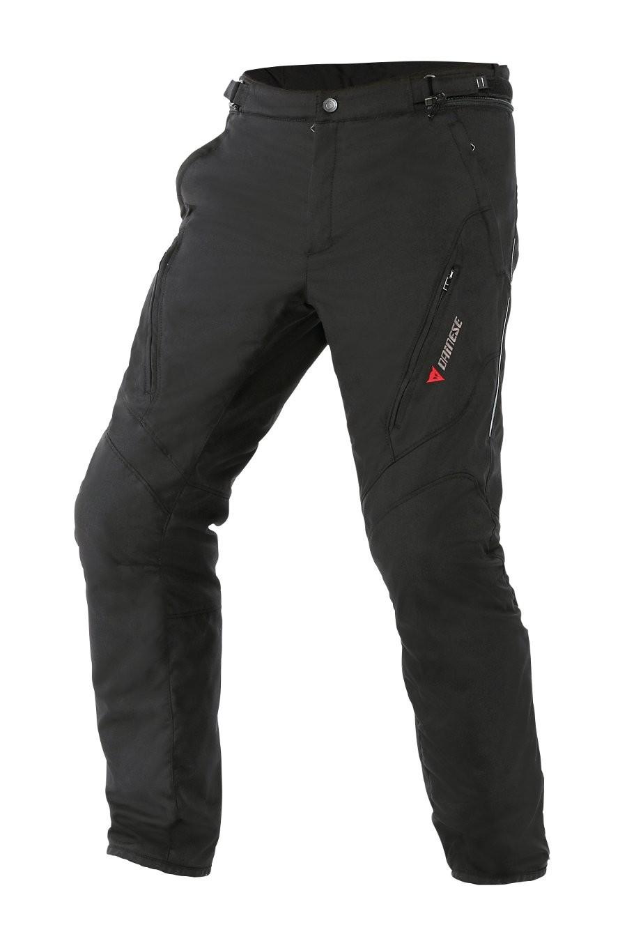 Pantaloni moto Dainese Tempest D-Dry short-Tall neri
