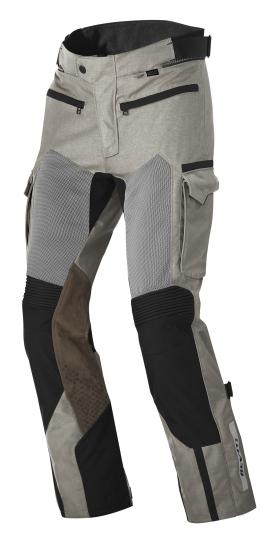 Pantaloni moto Rev'it Cayenne Pro Sabbia Nero Allungato