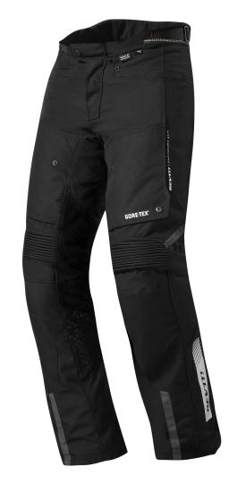 Pantaloni moto Rev'it Defender Pro GTX Nero Accorciato