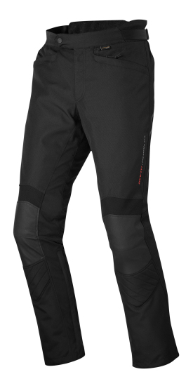 Pantaloni moto Rev'it Factor 3 Nero Accorciato