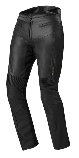 Pantaloni moto Rev'it Maverick Evo Nero Allungato