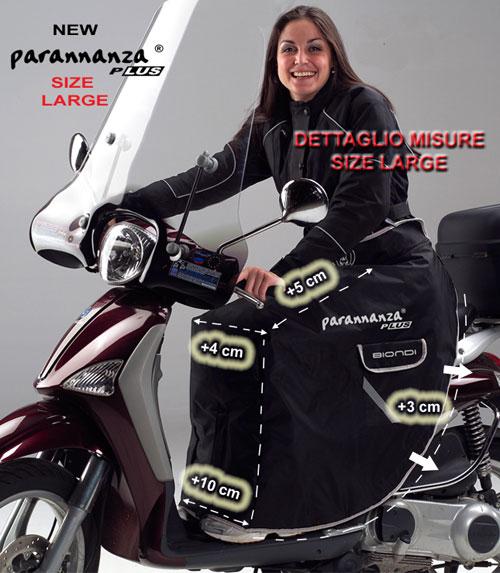 BIONDI Parannanza Plus Large Size Legs Cover