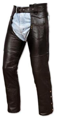 Pantaloni custom donna in pelle A-Pro Chaps Lady