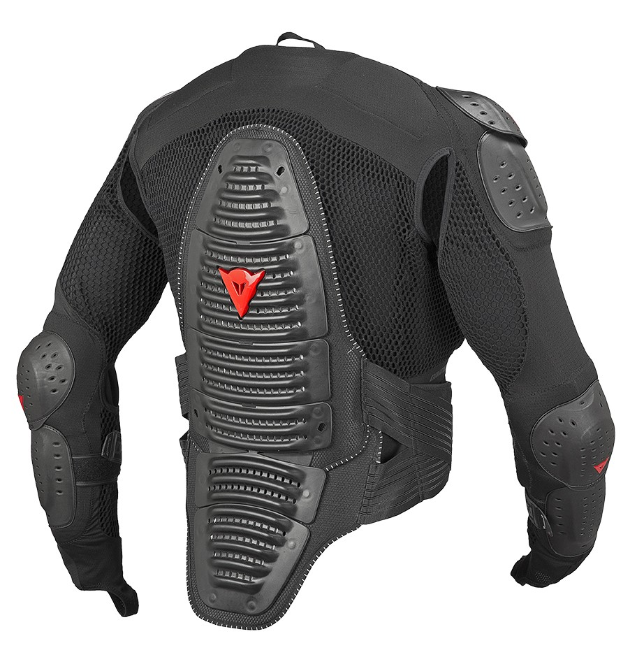 Pettorina completa Dainese Light Wave D1 1 livello 2 Nero