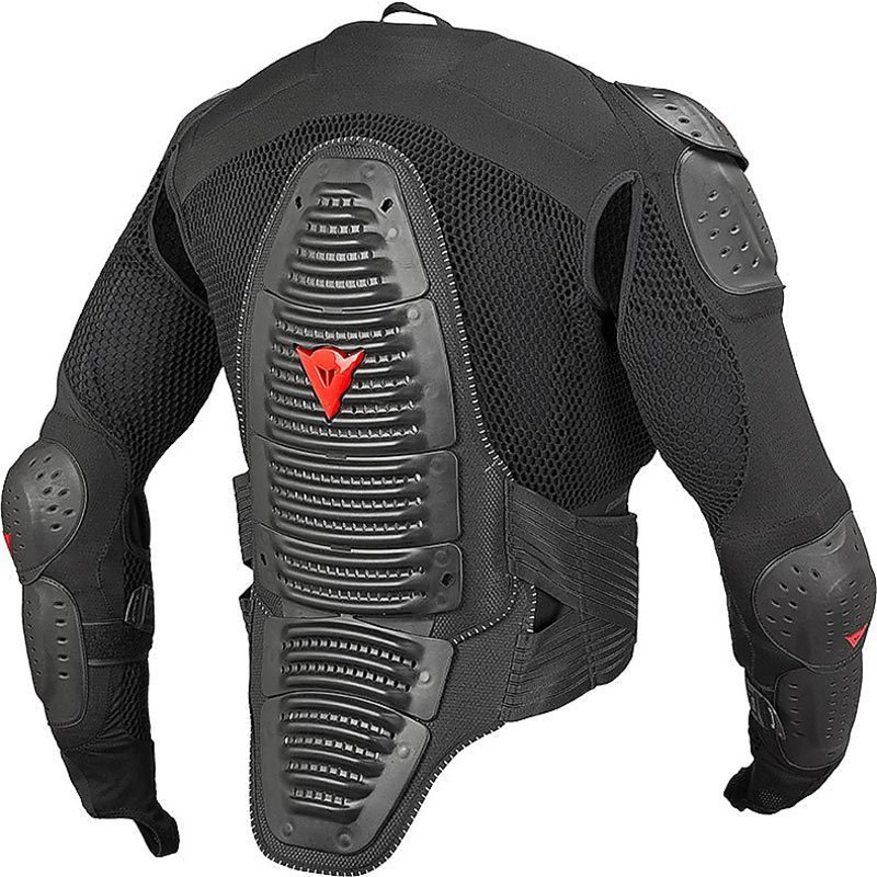 Pettorina completa Dainese Light Wave D1 3 livello 2 Nero