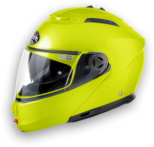 Casco apribile Airoh Phantom Color High Visibility omol.P-J