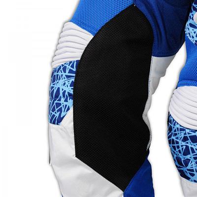 Ufo Plast Mx-22 enduro pants blue