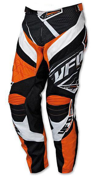 Pants cross UFO MX-23 Micron Orange Pants