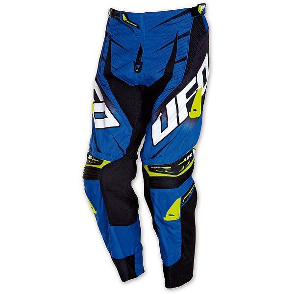 Ufo Plast Voltage cross trousers Blue Black