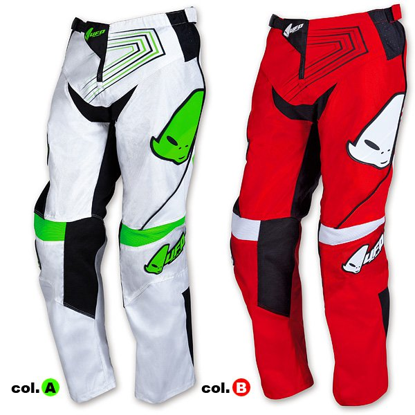 Ufo Plast Iconic cress kid trousers Red White