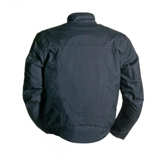 Suomy Plesio jacket waterproof Cordura Black