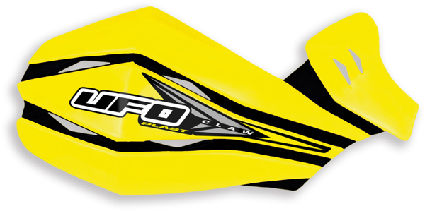 Ufo Plast Claw Handguard universal yellow