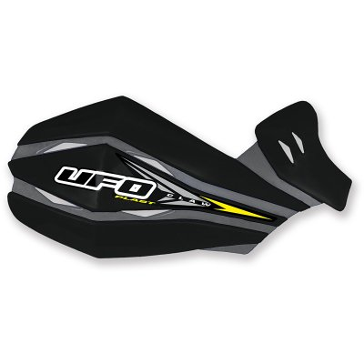 Ufo couple Replacement plastic for Claw handguards Black