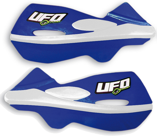 Ufo Patrol universal dual injection handguards Blue