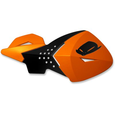 Pair of universal handguard UFO ESCALADE Orange