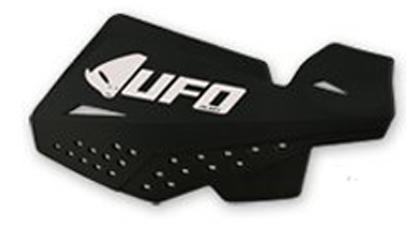 Pair of universal handguard UFO Black Viper